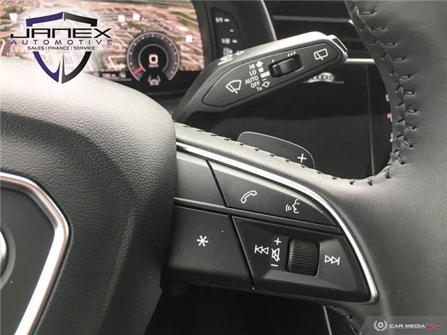 2019 Audi Q8 55 Technik (Stk: 18843) in Ottawa - Image 15 of 24