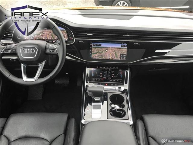 2019 Audi Q8 55 Technik (Stk: 18843) in Ottawa - Image 23 of 24