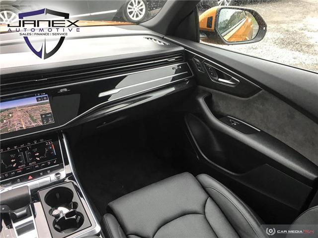 2019 Audi Q8 55 Technik (Stk: 18843) in Ottawa - Image 24 of 24