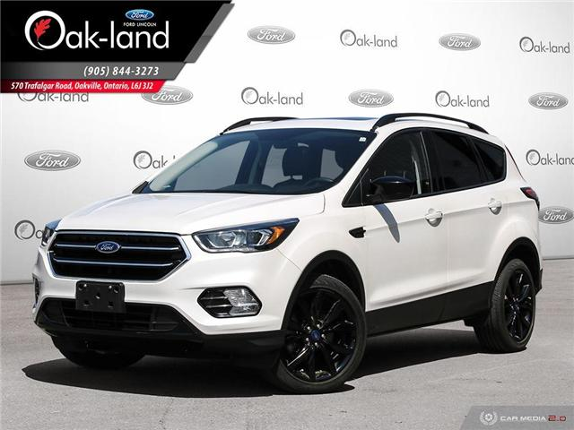 2017 Ford Escape SE (Stk: 9T298A) in Oakville - Image 1 of 27