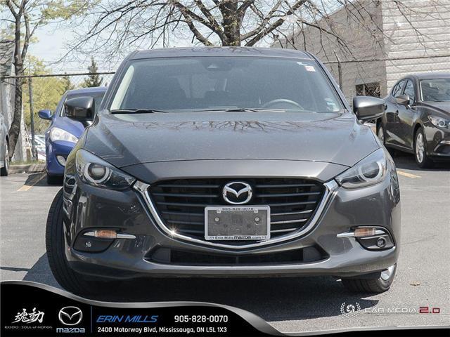 2017 Mazda Mazda3 GT (Stk: P4490) in Mississauga - Image 2 of 26