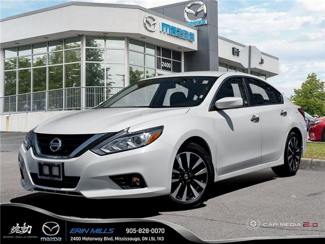 2018 Nissan Altima 2.5 SV (Stk: R0129) in Mississauga - Image 1 of 26