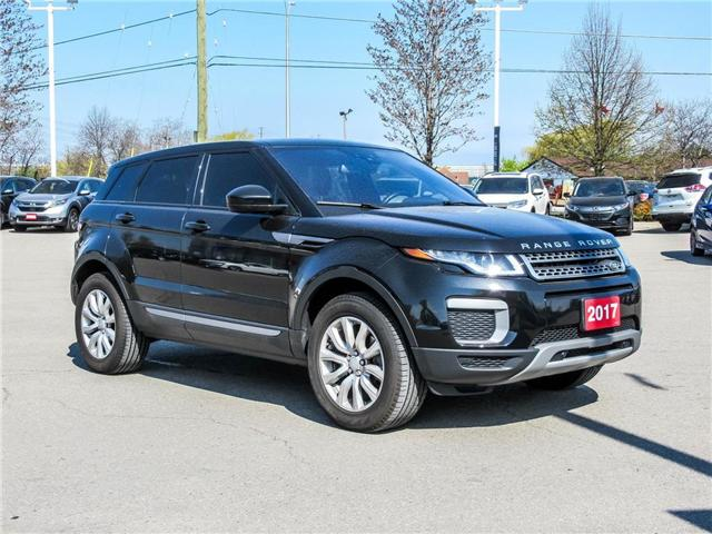 2017 Land Rover Range Rover Evoque SE (Stk: 261W) in Milton - Image 3 of 27