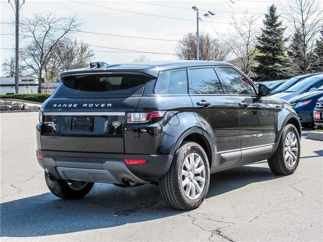 2017 Land Rover Range Rover Evoque SE (Stk: 261W) in Milton - Image 5 of 27
