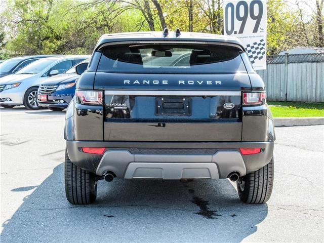 2017 Land Rover Range Rover Evoque SE (Stk: 261W) in Milton - Image 6 of 27