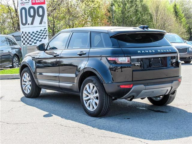 2017 Land Rover Range Rover Evoque SE (Stk: 261W) in Milton - Image 7 of 27