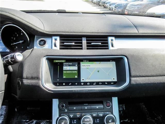 2017 Land Rover Range Rover Evoque SE (Stk: 261W) in Milton - Image 22 of 27