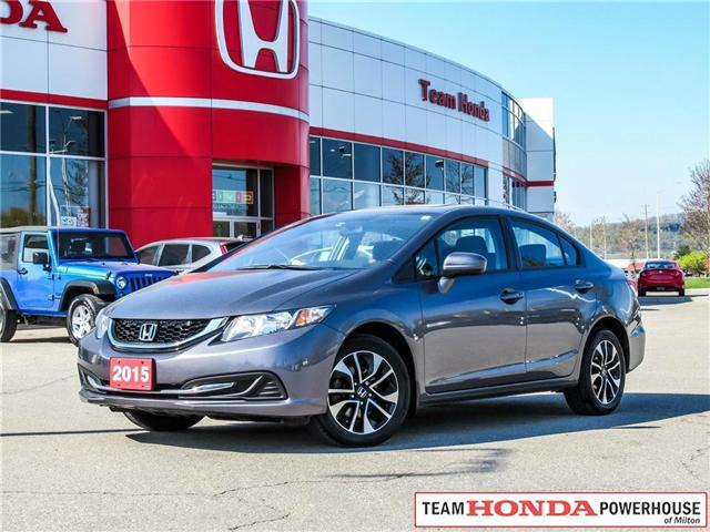 2015 Honda Civic EX (Stk: 3308) in Milton - Image 1 of 24
