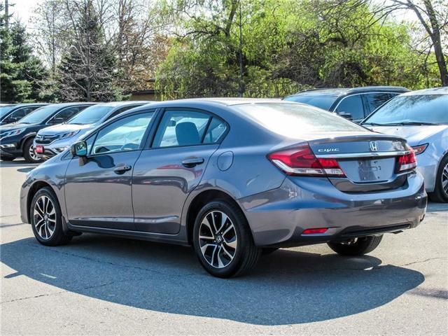 2015 Honda Civic EX (Stk: 3308) in Milton - Image 7 of 24