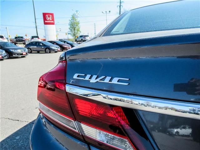 2015 Honda Civic EX (Stk: 3308) in Milton - Image 17 of 24