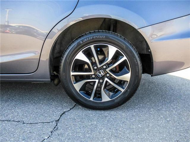 2015 Honda Civic EX (Stk: 3308) in Milton - Image 18 of 24