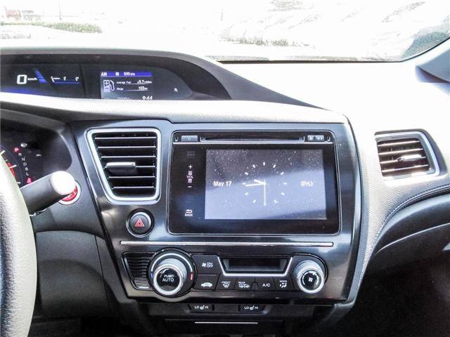 2015 Honda Civic EX (Stk: 3308) in Milton - Image 21 of 24