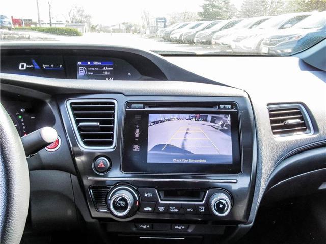 2015 Honda Civic EX (Stk: 3308) in Milton - Image 22 of 24