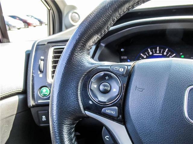 2015 Honda Civic EX (Stk: 3308) in Milton - Image 23 of 24