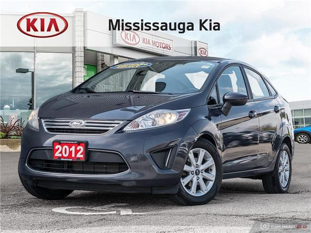 2012 Ford Fiesta SE (Stk: 8850PT) in Mississauga - Image 1 of 24