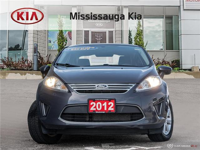 2012 Ford Fiesta SE (Stk: 8850PT) in Mississauga - Image 2 of 24