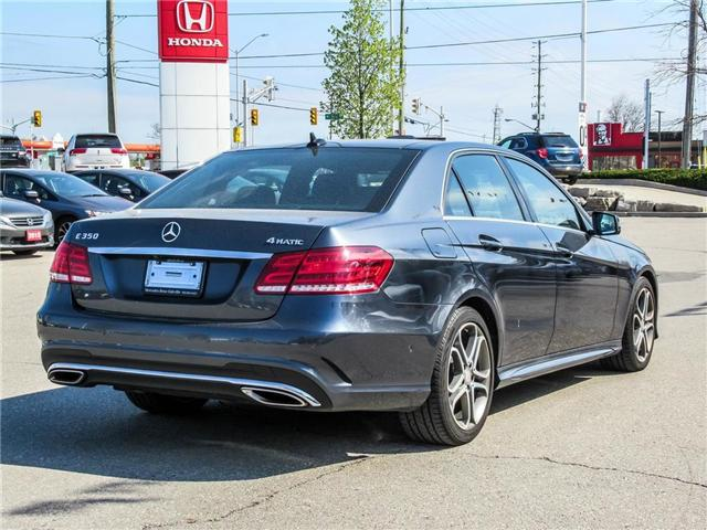 2014 Mercedes-Benz E-Class Base (Stk: 1307) in Milton - Image 5 of 26