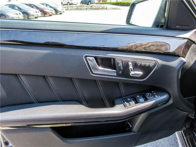 2014 Mercedes-Benz E-Class Base (Stk: 1307) in Milton - Image 9 of 26