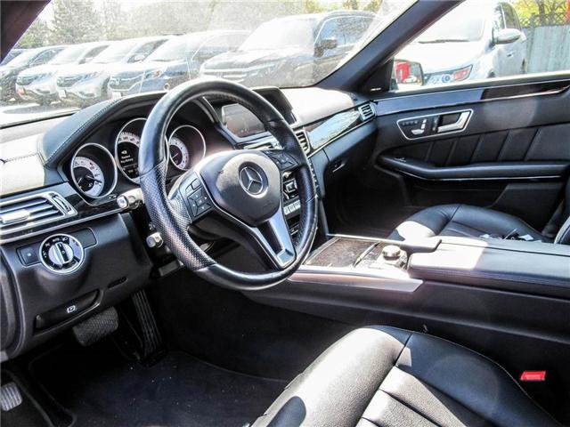 2014 Mercedes-Benz E-Class Base (Stk: 1307) in Milton - Image 10 of 26