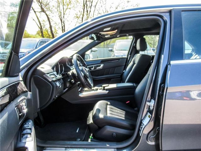 2014 Mercedes-Benz E-Class Base (Stk: 1307) in Milton - Image 11 of 26