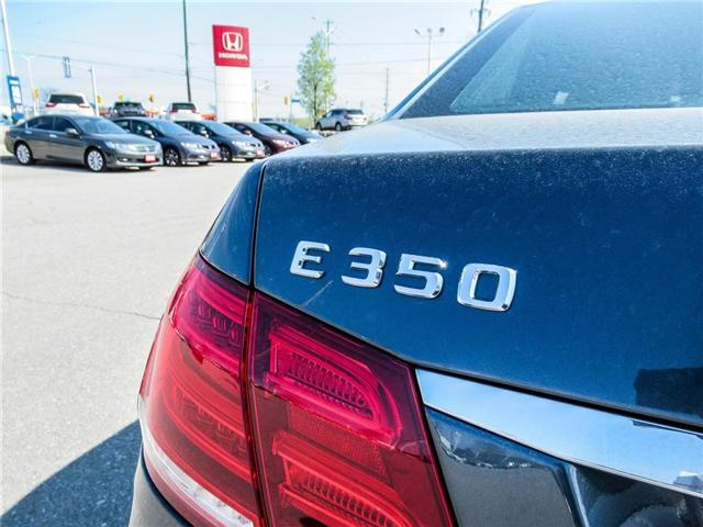 2014 Mercedes-Benz E-Class Base (Stk: 1307) in Milton - Image 18 of 26