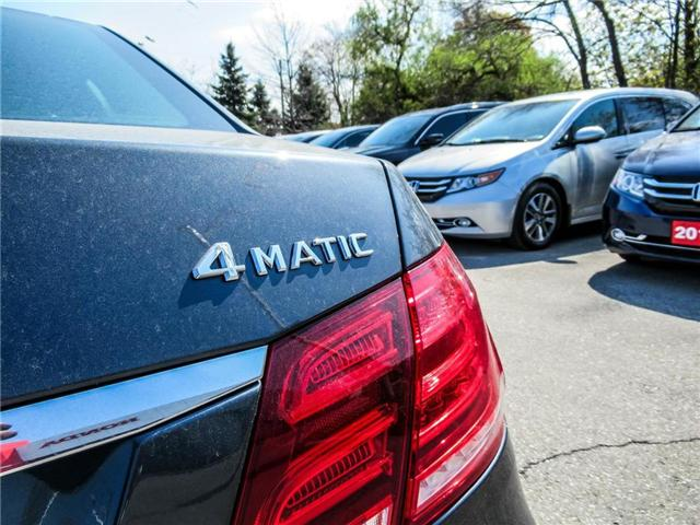 2014 Mercedes-Benz E-Class Base (Stk: 1307) in Milton - Image 19 of 26