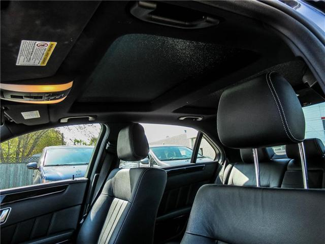 2014 Mercedes-Benz E-Class Base (Stk: 1307) in Milton - Image 21 of 26