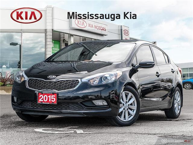 2015 Kia Forte LX+ Winter Edition (Stk: SP19039T) in Mississauga - Image 1 of 25