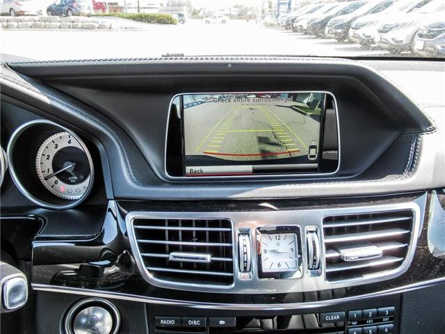 2014 Mercedes-Benz E-Class Base (Stk: 1307) in Milton - Image 25 of 26
