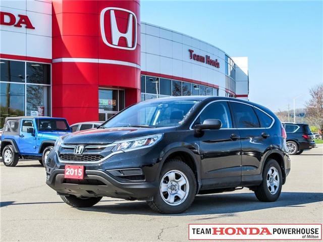 2015 Honda CR-V LX (Stk: 3317) in Milton - Image 1 of 15