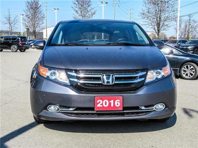 2016 Honda Odyssey Touring (Stk: 3318) in Milton - Image 2 of 24