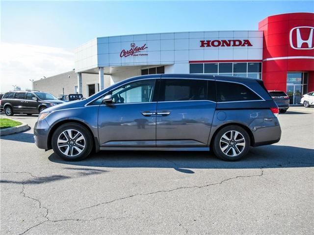 2016 Honda Odyssey Touring (Stk: 3318) in Milton - Image 3 of 24