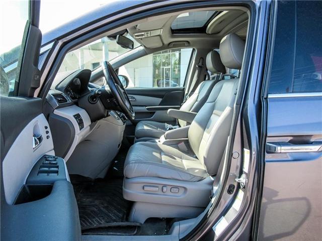 2016 Honda Odyssey Touring (Stk: 3318) in Milton - Image 6 of 24
