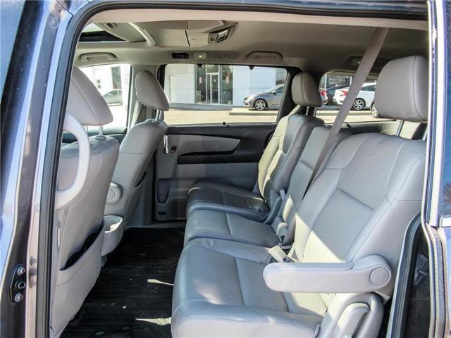 2016 Honda Odyssey Touring (Stk: 3318) in Milton - Image 7 of 24