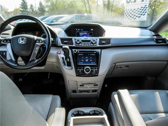 2016 Honda Odyssey Touring (Stk: 3318) in Milton - Image 8 of 24