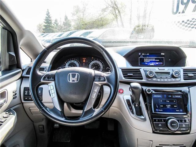2016 Honda Odyssey Touring (Stk: 3318) in Milton - Image 9 of 24