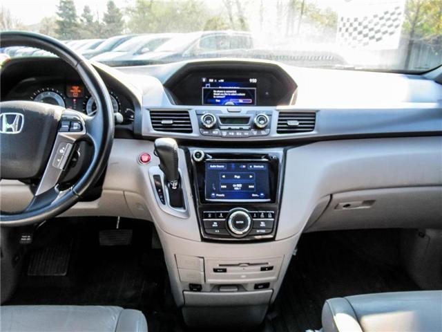2016 Honda Odyssey Touring (Stk: 3318) in Milton - Image 10 of 24