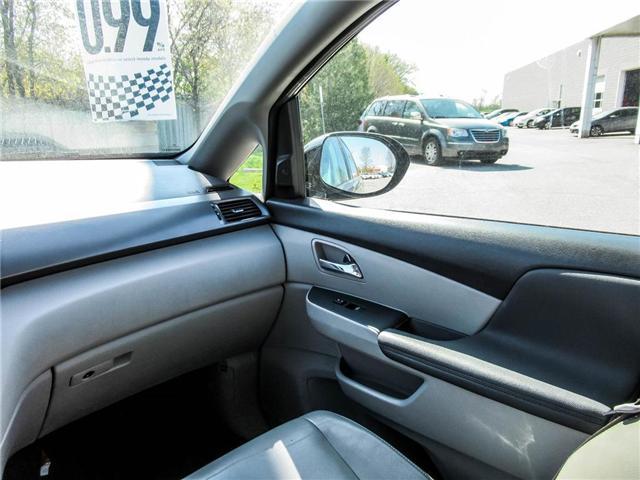 2016 Honda Odyssey Touring (Stk: 3318) in Milton - Image 11 of 24