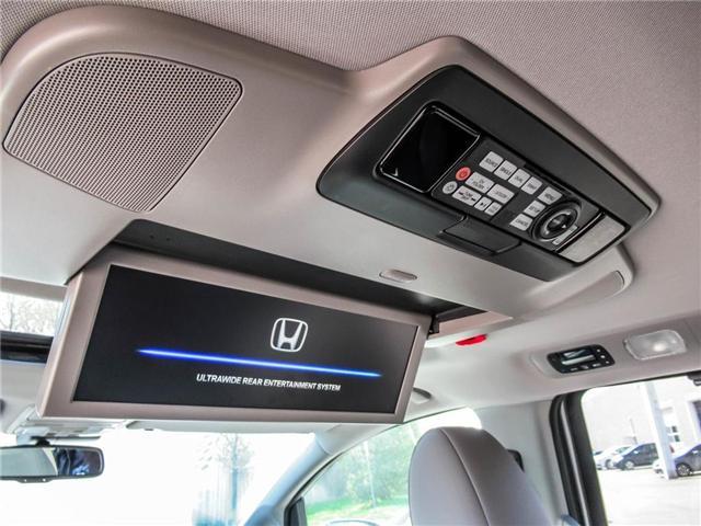 2016 Honda Odyssey Touring (Stk: 3318) in Milton - Image 12 of 24