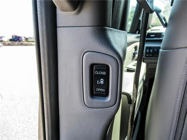 2016 Honda Odyssey Touring (Stk: 3318) in Milton - Image 13 of 24