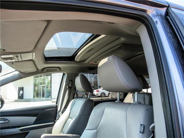 2016 Honda Odyssey Touring (Stk: 3318) in Milton - Image 19 of 24