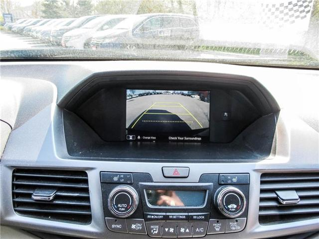 2016 Honda Odyssey Touring (Stk: 3318) in Milton - Image 21 of 24