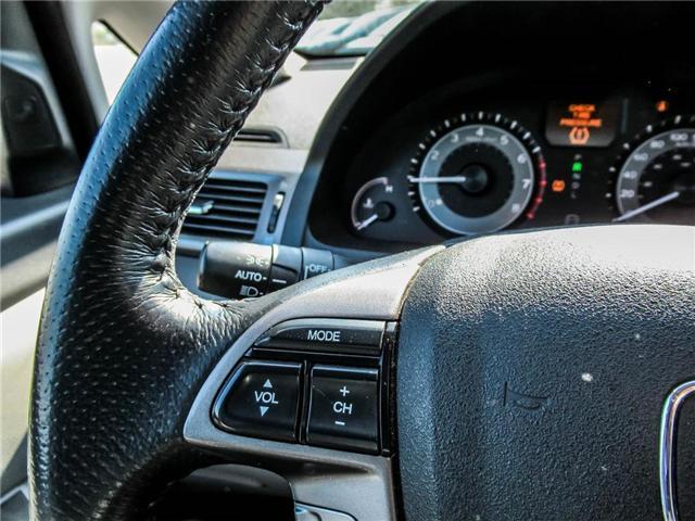 2016 Honda Odyssey Touring (Stk: 3318) in Milton - Image 23 of 24