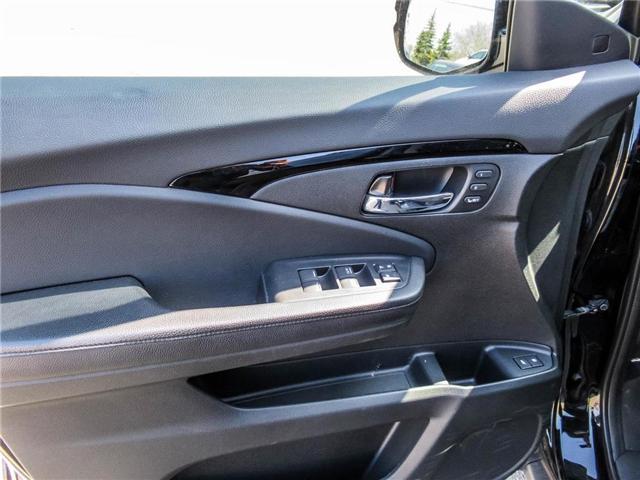 2016 Honda Pilot Touring (Stk: 3319) in Milton - Image 8 of 27