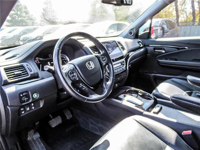 2016 Honda Pilot Touring (Stk: 3319) in Milton - Image 9 of 27