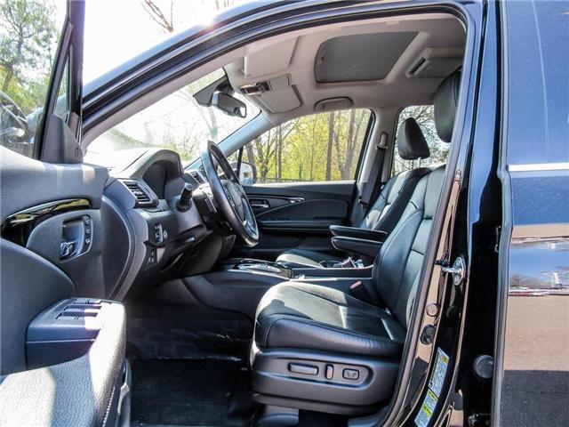 2016 Honda Pilot Touring (Stk: 3319) in Milton - Image 10 of 27