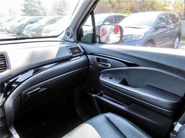 2016 Honda Pilot Touring (Stk: 3319) in Milton - Image 16 of 27