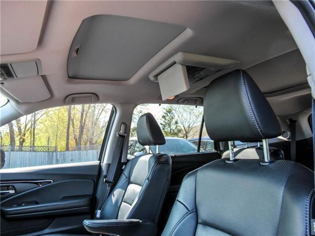 2016 Honda Pilot Touring (Stk: 3319) in Milton - Image 22 of 27