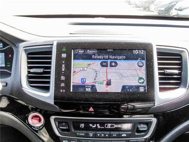2016 Honda Pilot Touring (Stk: 3319) in Milton - Image 24 of 27