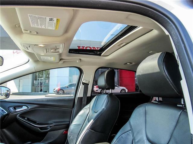 2016 Ford Focus Titanium (Stk: 19672A) in Milton - Image 18 of 22